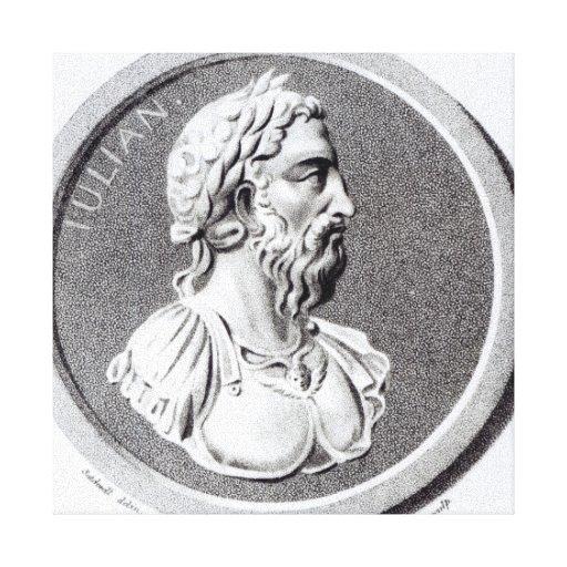 Retrato de Didius Julianus Impresiones En Lienzo Estiradas