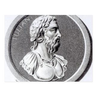 Retrato de Didius Julianus Postal