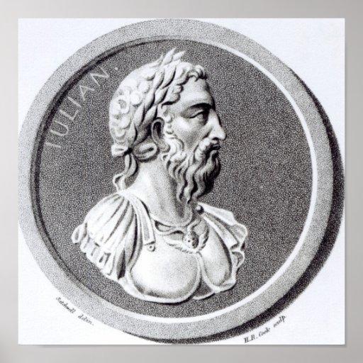 Retrato de Didius Julianus Poster