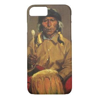 Retrato de Dieguito Roybal de Robert Henri Funda iPhone 7