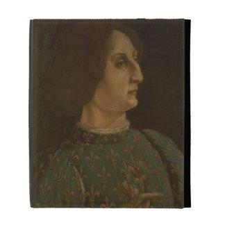 Retrato de Galeazzo Mario Sforza (1444-76) c.1471