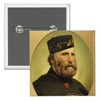Retrato de Giuseppe Garibaldi Pins