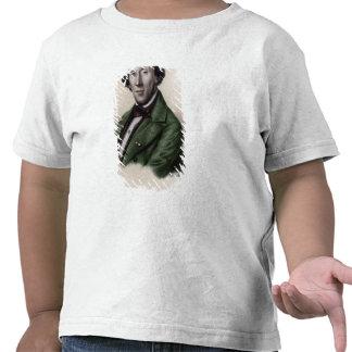 Retrato de Hans Christian Andersen Camiseta