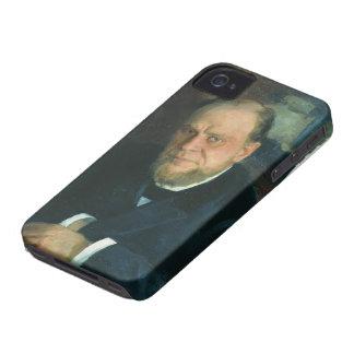 Retrato de Ilya Repin- de Anatoly Fyodorovichm Case-Mate iPhone 4 Protectores