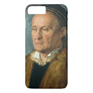 Retrato de Jacob Muffel de Albrecht Durer Funda iPhone 7 Plus