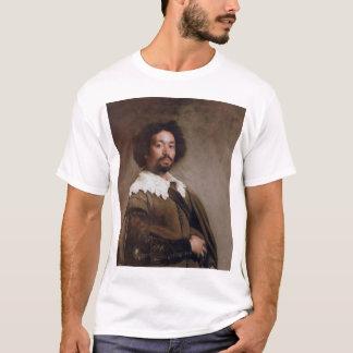 Retrato de Juan de Pareja - C. 1650 - Diego Velas Camiseta