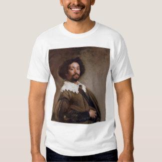 Retrato de Juan de Pareja - C. 1650 - Diego Velas Camisetas