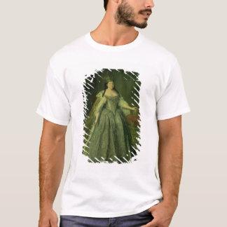 Retrato de la emperatriz Ana Ivanovna 1730 Camiseta