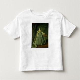 Retrato de la emperatriz Ana Ivanovna 1730 Camiseta De Bebé