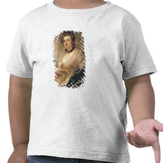 Retrato de la esposa del artista camiseta