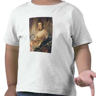 Retrato de la esposa del artista camisetas