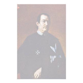 Retrato de los caballeros Prior Bernard De Witte, Papeleria Personalizada