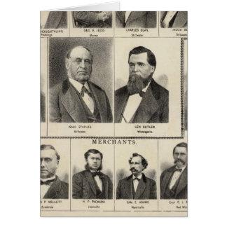 Retrato de los distribuidores autorizados de la ma tarjetón