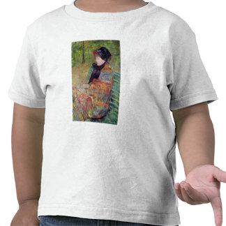 Retrato de Mlle C. Lydia Cassatt, 1880 Camiseta