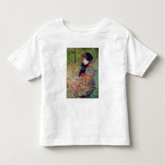 Retrato de Mlle C. Lydia Cassatt, 1880 Camiseta De Niño