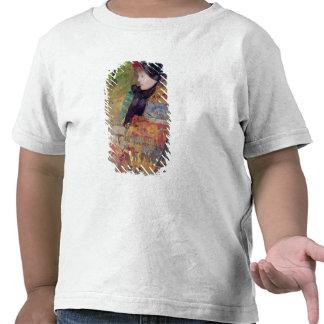 Retrato de Mlle C Lydia Cassatt 1880 Camisetas