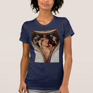 Retrato de Nicolosa Bacci y el Gentlewoman Camiseta