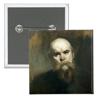 Retrato de Paul Verlaine 1890 Pin