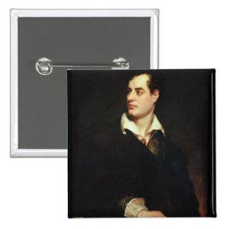 Retrato de señor Byron (1788-1824) (aceite en lona Pins