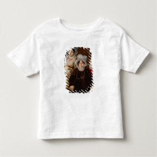 Retrato de señora de Tangry Camiseta