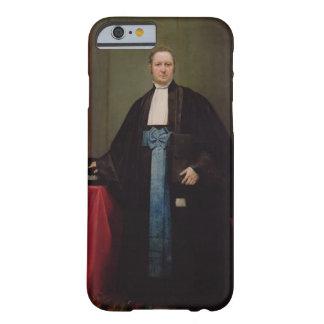 Retrato de un abogado en su biblioteca, 1852 funda para iPhone 6 barely there