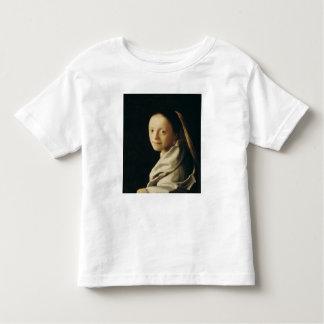 Retrato de una mujer joven, c.1663-65 camisetas