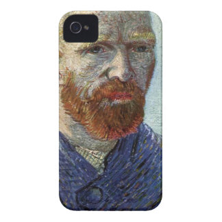 Retrato de uno mismo de Van Gogh Funda Para iPhone 4 De Case-Mate
