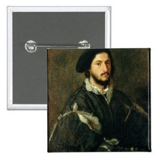 Retrato de Vicente Mosti (aceite en lona) Pin