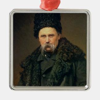 Retrato del autor ucraniano ornamento de reyes magos