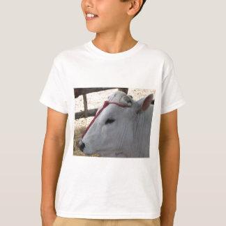 Retrato del Chianina, raza italiana del ganado Camiseta