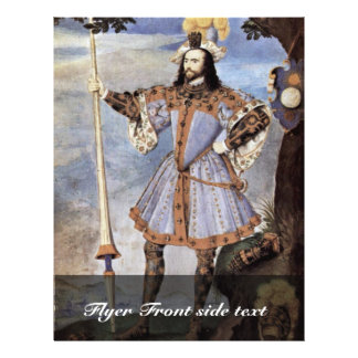 Retrato del conde de George Clifford del Cumberlan Tarjetones