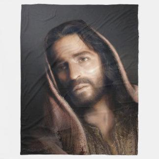 Retrato del Cristo, manta 60 x 80 del paño grueso