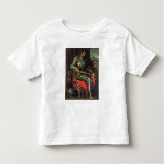 Retrato del de Medici, 1534 de Alessandro (aceite Camiseta De Bebé