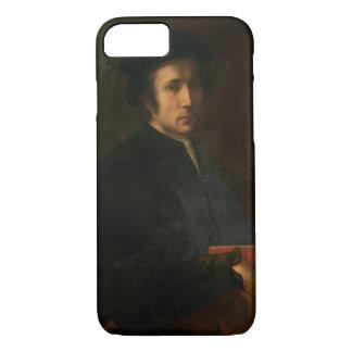 Retrato del dell'Ajolle de Francisco del músico, Funda iPhone 7