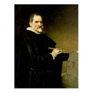Retrato del escultor, Juan Martínez Postal