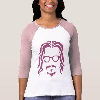 Retrato del inconformista camiseta