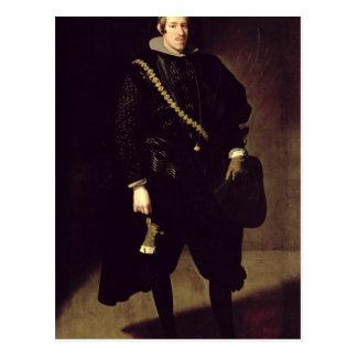 Retrato del infante Don Carlos c.1626-27 Postal