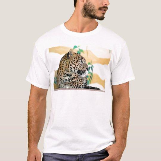 Retrato del jaguar camiseta