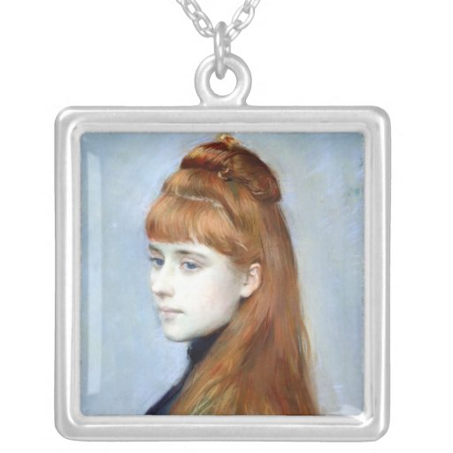 Retrato del Mademoiselle Alicia Guerin Joyerías