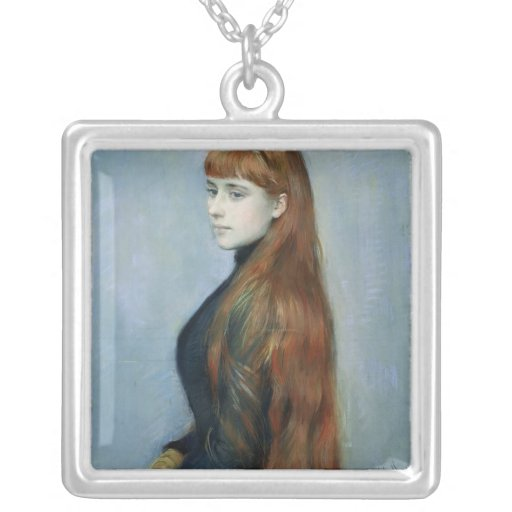Retrato del Mademoiselle Alicia Guerin Joyeria