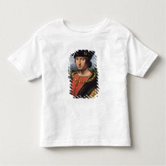 Retrato del mariscal del d'Amboise de Charles de Camiseta De Bebé