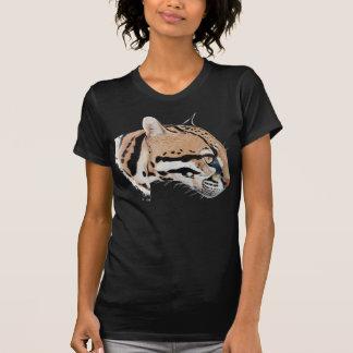 Retrato del Ocelot Camiseta