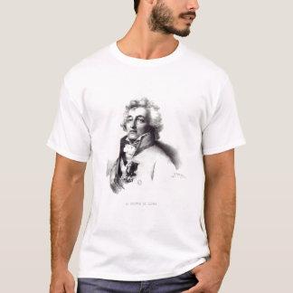 Retrato del príncipe de Charles-José del mariscal Camiseta