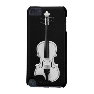 Retrato del violín - fotografía blanco y negro funda para iPod touch 5G