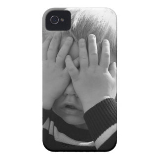 retrato funda para iPhone 4 de Case-Mate