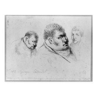Retrato Georges Cadoudal del 25 de mayo de 1804 Postales