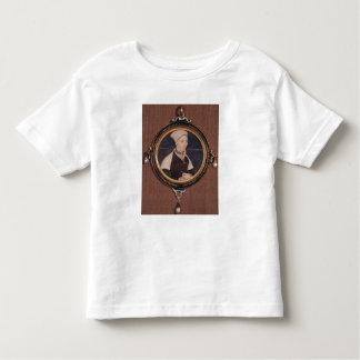 Retrato miniatura de Jane pequeño Camisas