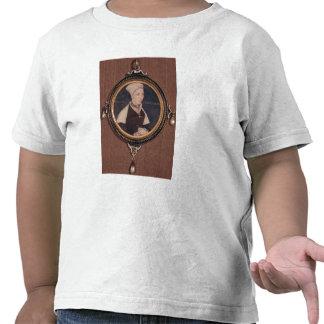 Retrato miniatura de Jane pequeño Camisetas