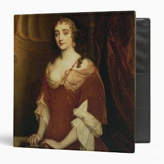 Retrato probable de Nell Gwynne (1650-87), mistre Carpeta 3,8 Cm