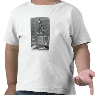 Retrato que glorifica a Fernando Alvarez de Toledo Camiseta